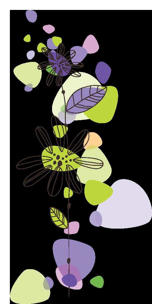 Lila Cosmetic Blume